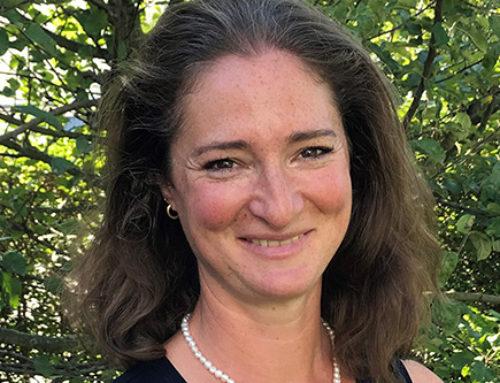 Vorstellung von Sonja Schwarzer als neue Jahrespraktikantin